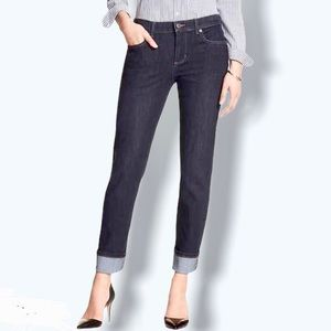 Banana Republic Dark Blue Wash Classic Skinny